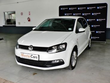 Pre-owned Volkswagen Polo Vivo Comfortline for sale in