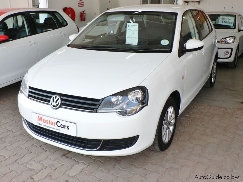 Pre-owned Volkswagen Polo Vivo Trendline for sale in