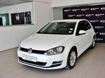 Pre-owned Volkswagen Golf TSi Bluemotion for sale in