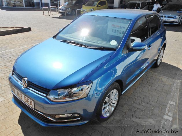 Used Volkswagen Polo TSi for sale in Gaborone