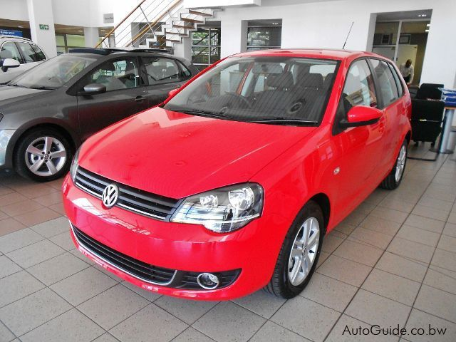 Pre-owned Volkswagen Polo Comfort Line for sale in Gaborone