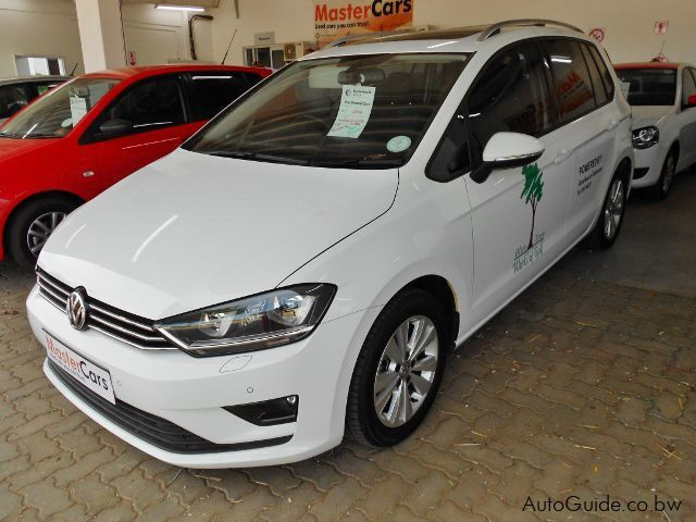 Pre-owned Volkswagen Golf SV (C/L) for sale in Gaborone
