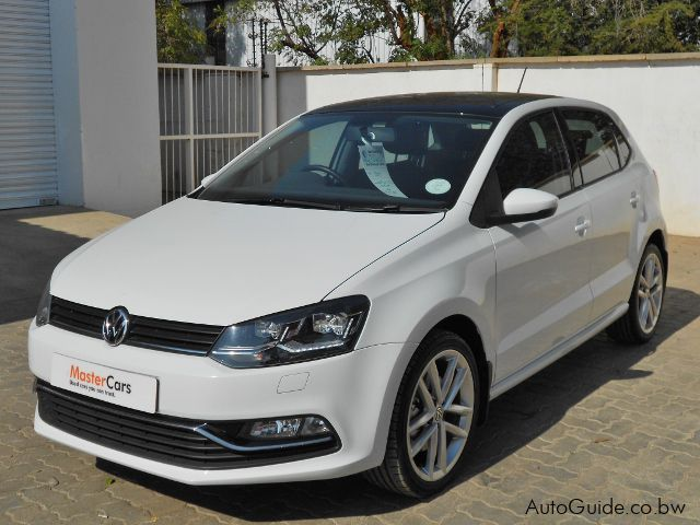 Pre-owned Volkswagen Polo TSi High Line for sale in Gaborone