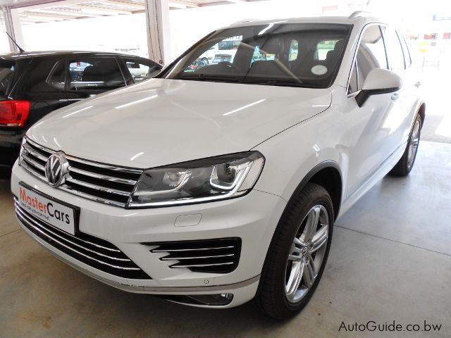 Pre-owned Volkswagen Touareg for sale in Gaborone