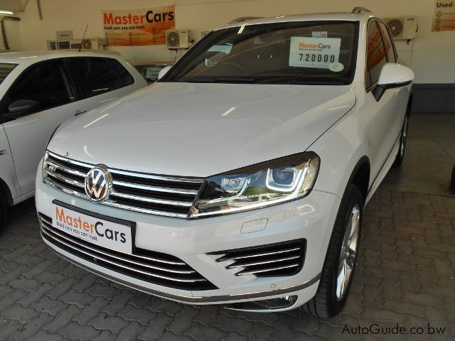 Used Volkswagen Touareg V6 TDi for sale in Gaborone