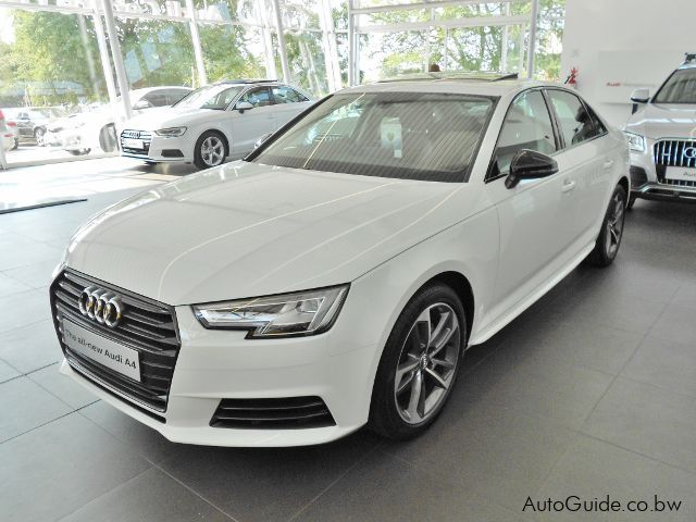 New Audi A4 for sale in Gaborone