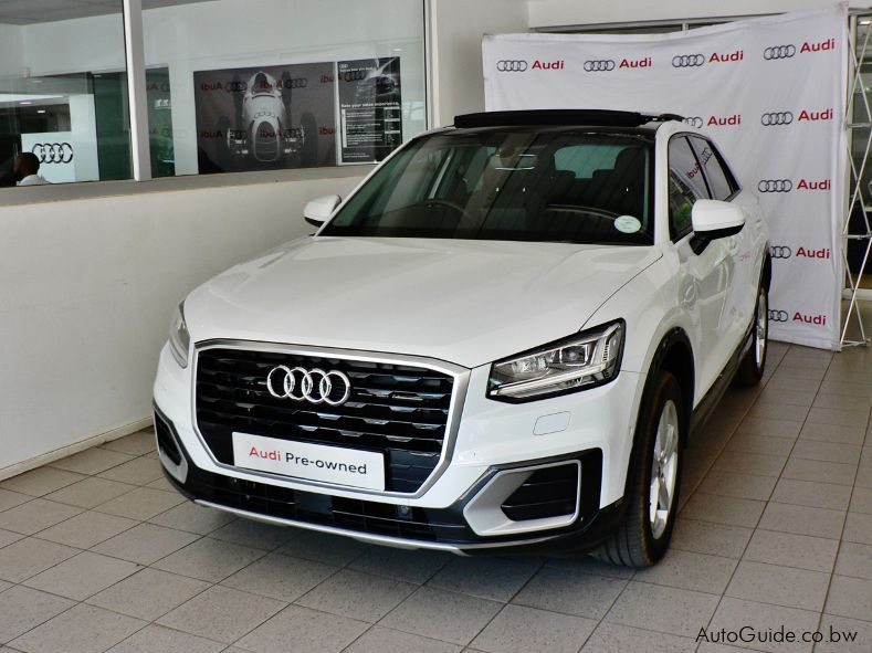 Pre-owned Audi Q2 TDi for sale in