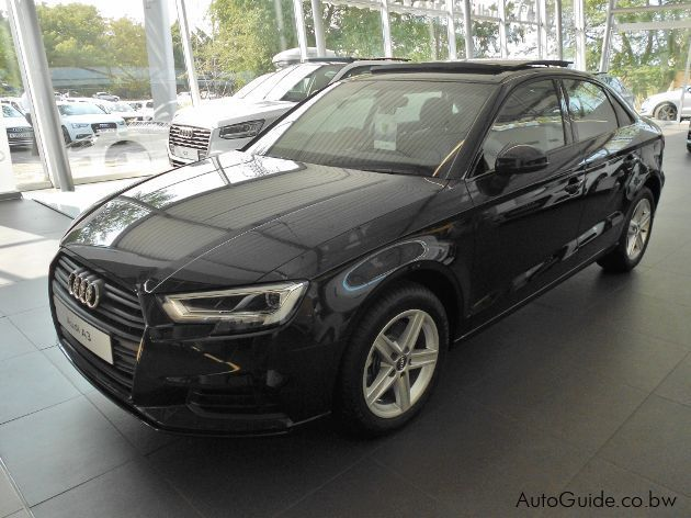 New Audi A3 for sale in Gaborone