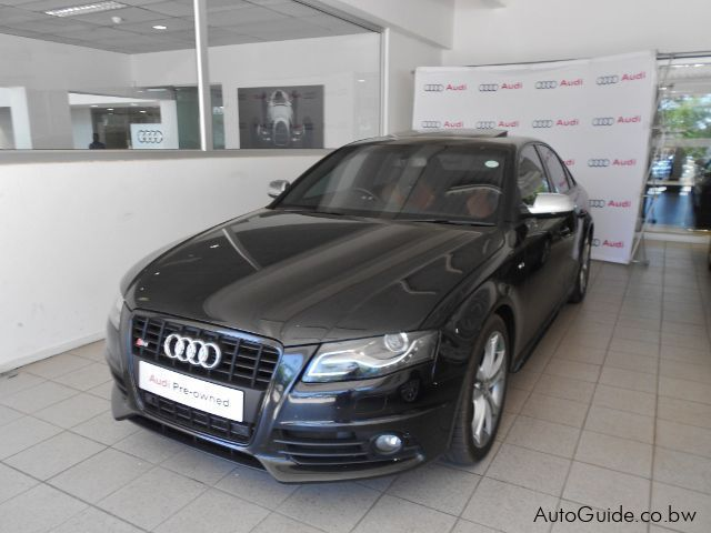 Pre-owned Audi S4 for sale in