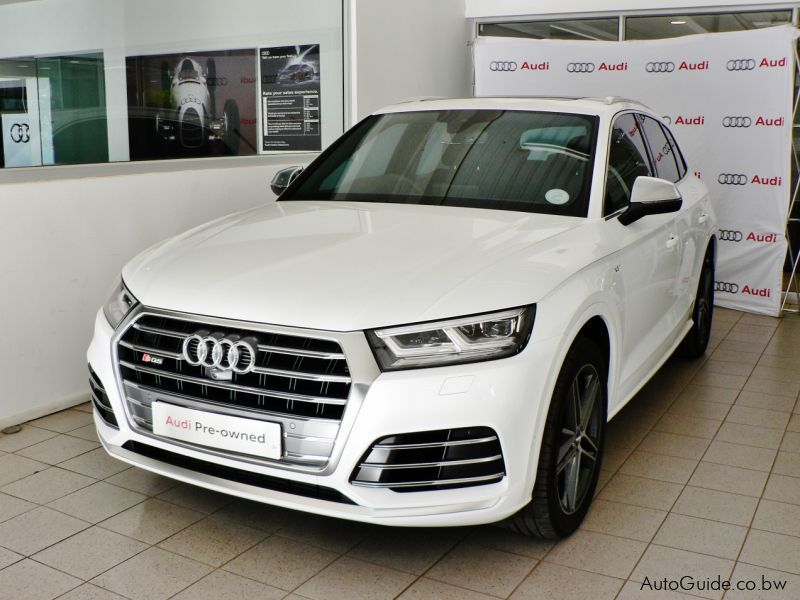 Pre-owned Audi S Q5 for sale in