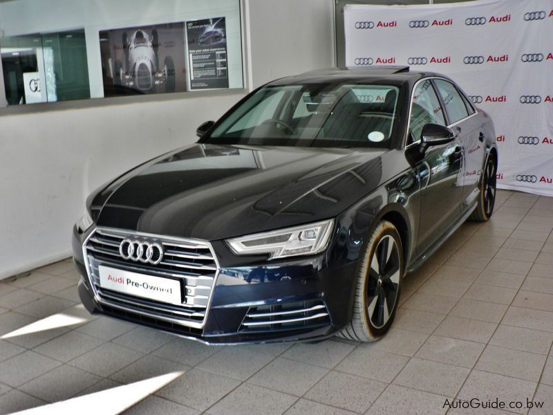 Pre-owned Audi A4 TFSi for sale in