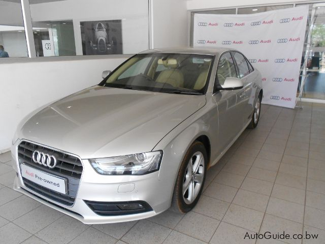 Pre-owned Audi A4 for sale in