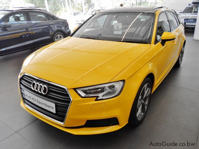 New Audi A3 Sportback  for sale in Gaborone
