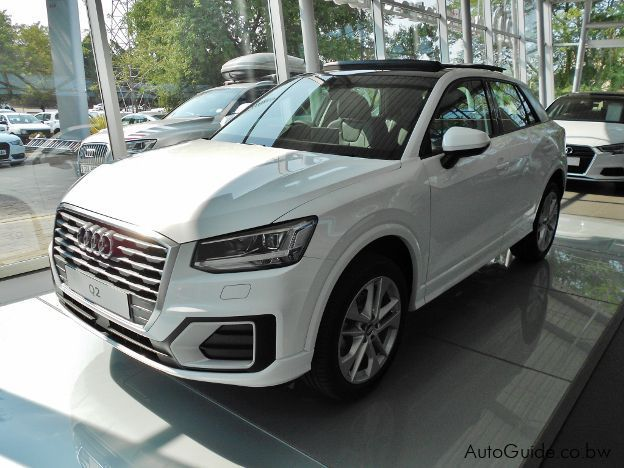 New Audi Q2 for sale in Gaborone
