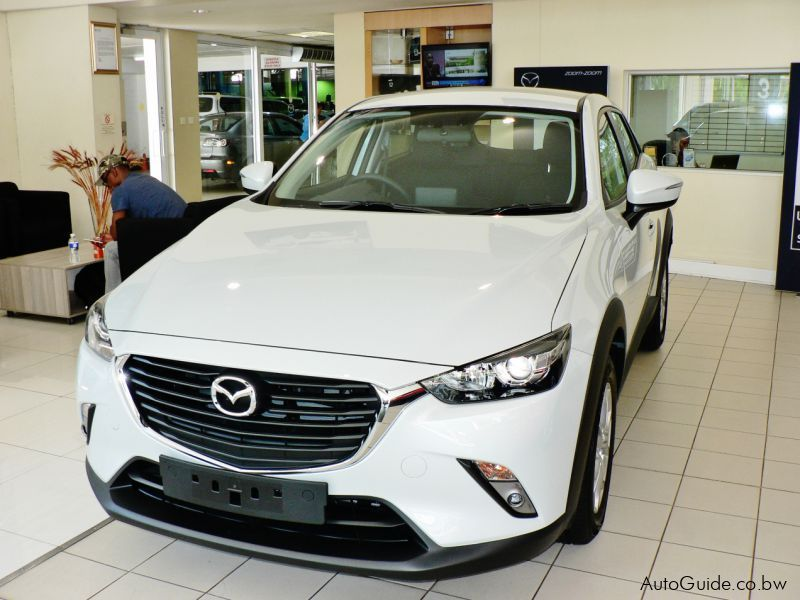 Pre-owned Mazda CX 3 Dynamic  for sale in