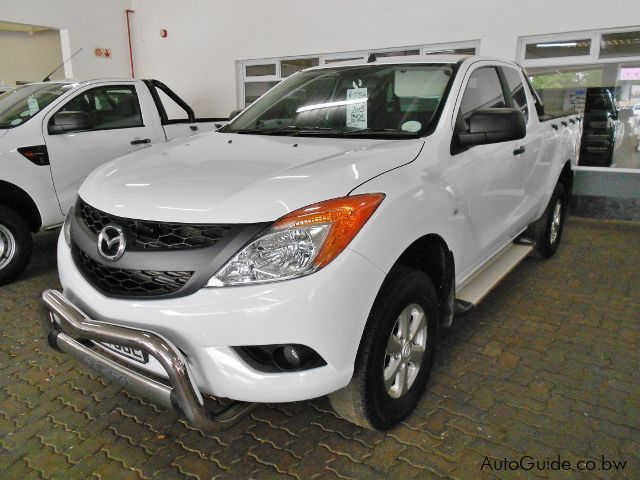 Used Mazda BT50 for sale in Gaborone