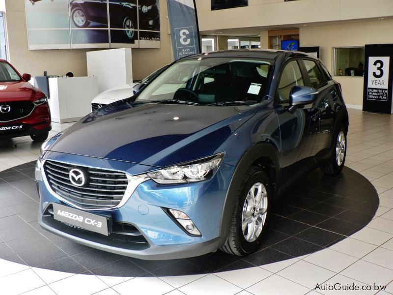 Pre-owned Mazda CX 3 Dynamic Auto for sale in