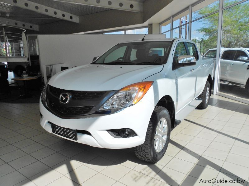 Pre-owned Mazda BT50 for sale in Gaborone