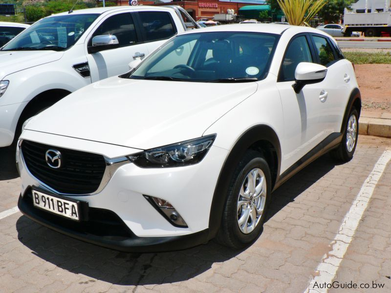 Pre-owned Mazda CX 3 for sale in