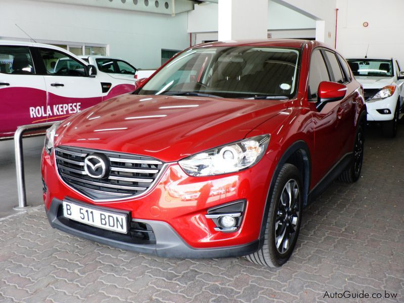 Pre-owned Mazda CX 5 Active for sale in