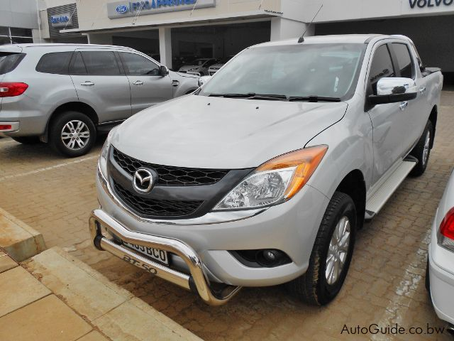 Used Mazda BT 50 for sale in Gaborone