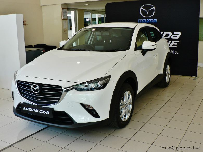 Pre-owned Mazda CX-3 Dynamic Auto for sale in