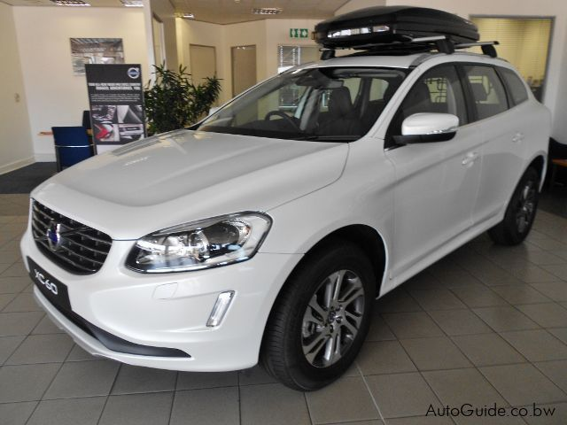 Pre-owned Volvo XC60 D4 for sale in Gaborone