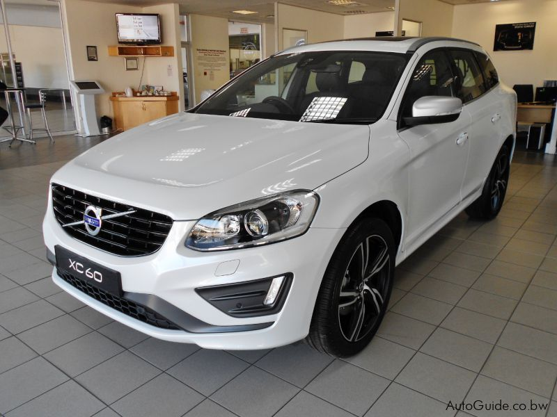 Pre-owned Volvo XC60 T5 R-Design for sale in