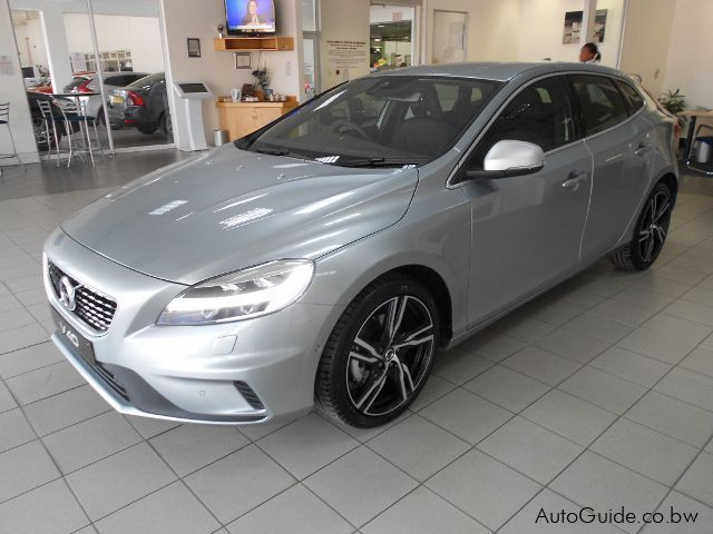 Pre-owned Volvo V40 T3 R for sale in