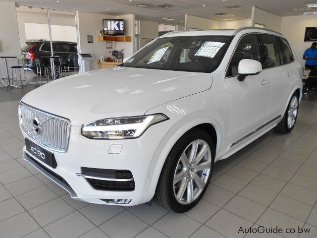 Pre-owned Volvo XC90 T6 AWD for sale in