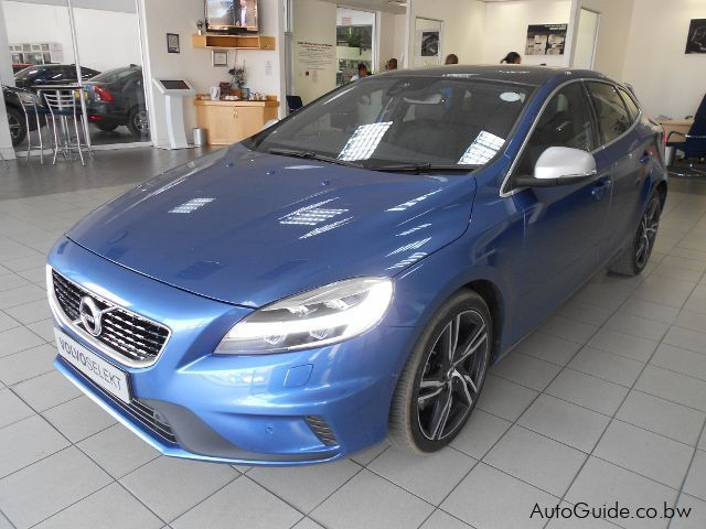 Used Volvo V40 T3 R for sale in Gaborone