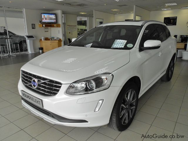 Used Volvo XC60 T5 for sale in Gaborone