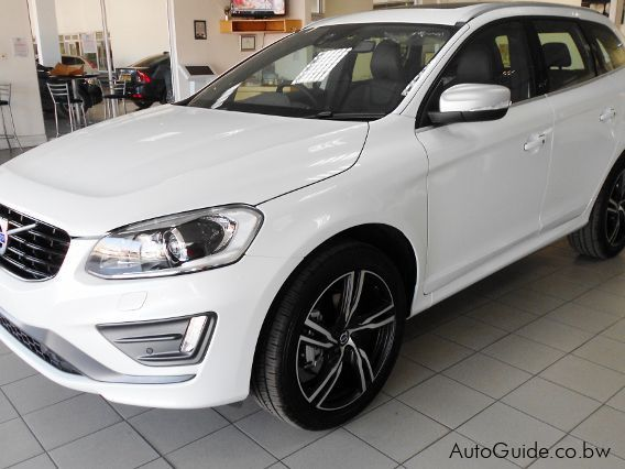 Pre-owned Volvo XC60 T5 FWD for sale in