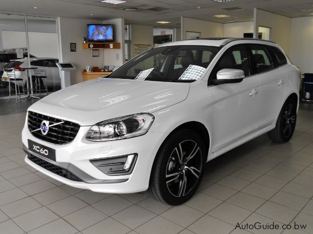 Pre-owned Volvo XC60 T5 AWD for sale in