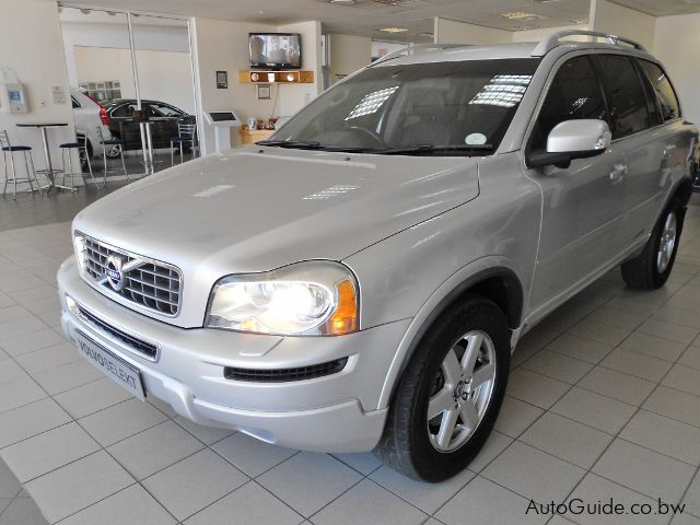 Used Volvo XC90 D5 for sale in Gaborone