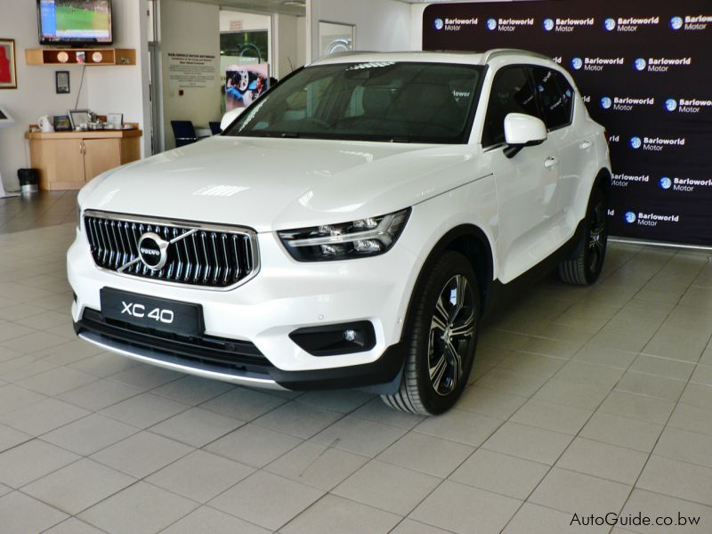 Pre-owned Volvo XC40 T5 Geartronic AWD Inscription for sale in
