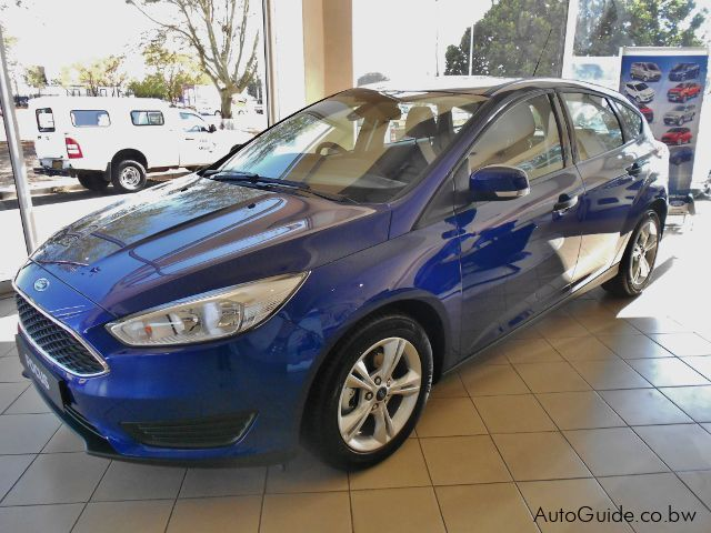 Pre-owned Ford Focus Ambient Ecoboost for sale in