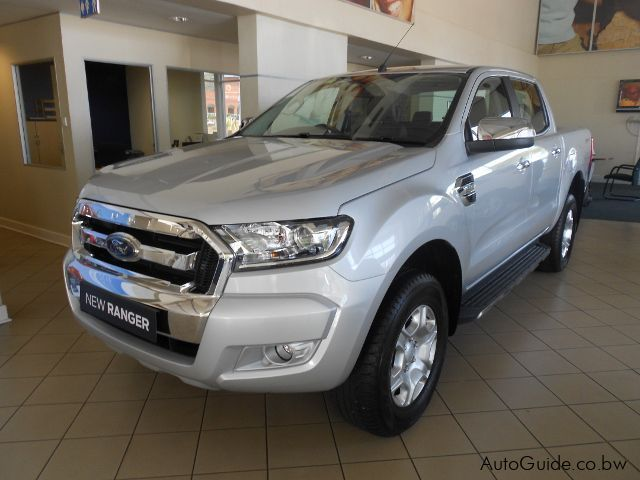 New Ford Ranger XLT 6 Speed for sale in Gaborone