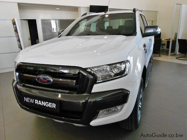 Pre-owned Ford Ranger XLT for sale in Gaborone