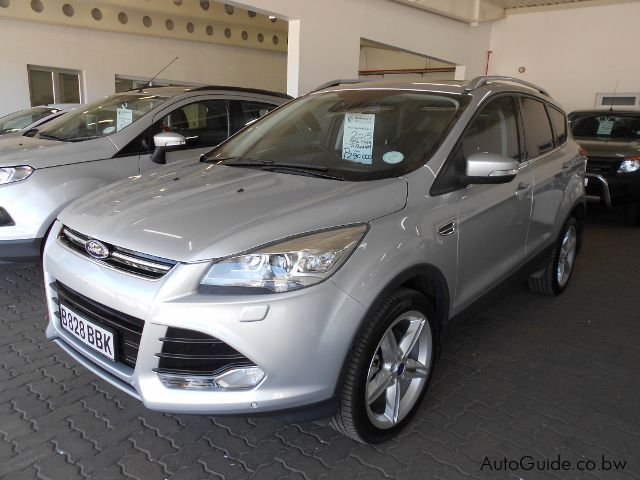 Pre-owned Ford Kuga Titanium for sale in Gaborone