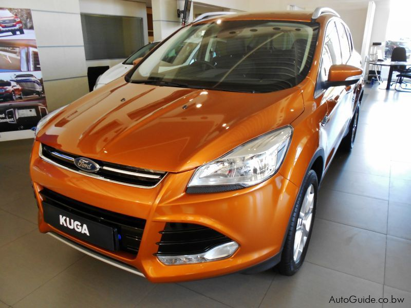 Pre-owned Ford Kuga 2.0 TDCi Trend Powershift AWD for sale in