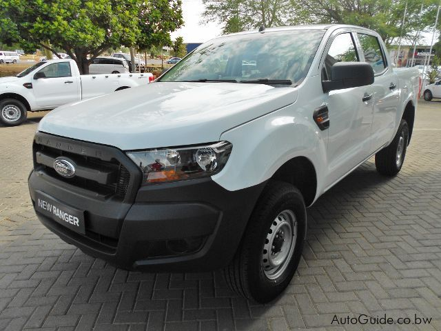 Pre-owned Ford Ranger TDCi Base 5 M/T for sale in Gaborone