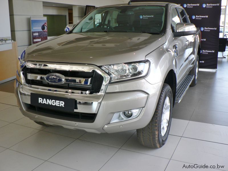 Pre-owned Ford Ranger XLT 6A/T for sale in