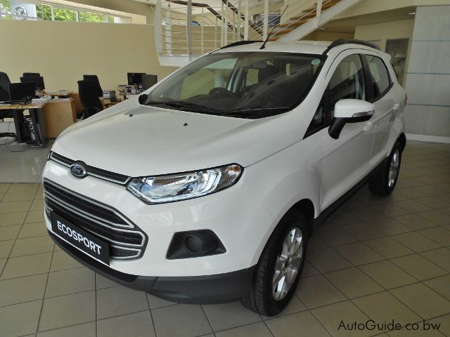 Pre-owned Ford Ecosport Trend for sale in