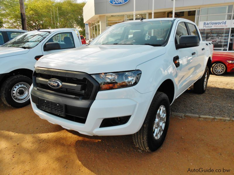 Pre-owned Ford Ranger 2.2 TDCi XL 6M/T for sale in