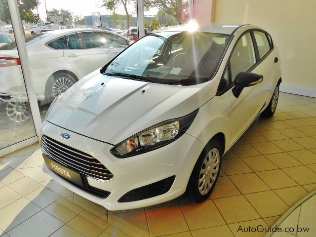 New Ford Fiesta for sale in Gaborone