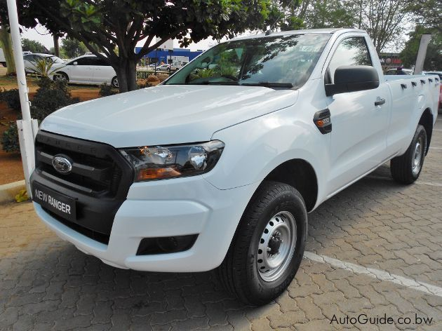 Pre-owned Ford Ranger TDCi XL 6 M/T for sale in
