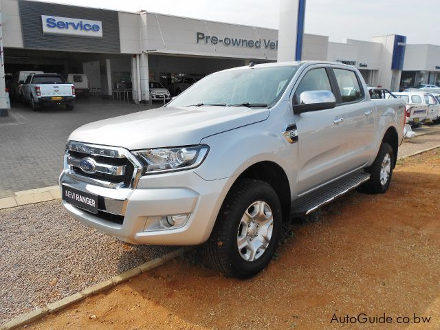 Pre-owned Ford Ranger TDCi XLT 6 M/T for sale in Gaborone