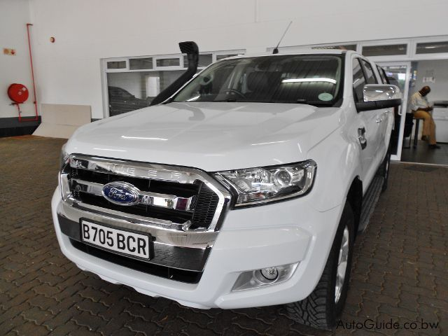 Used Ford Ranger for sale in Gaborone