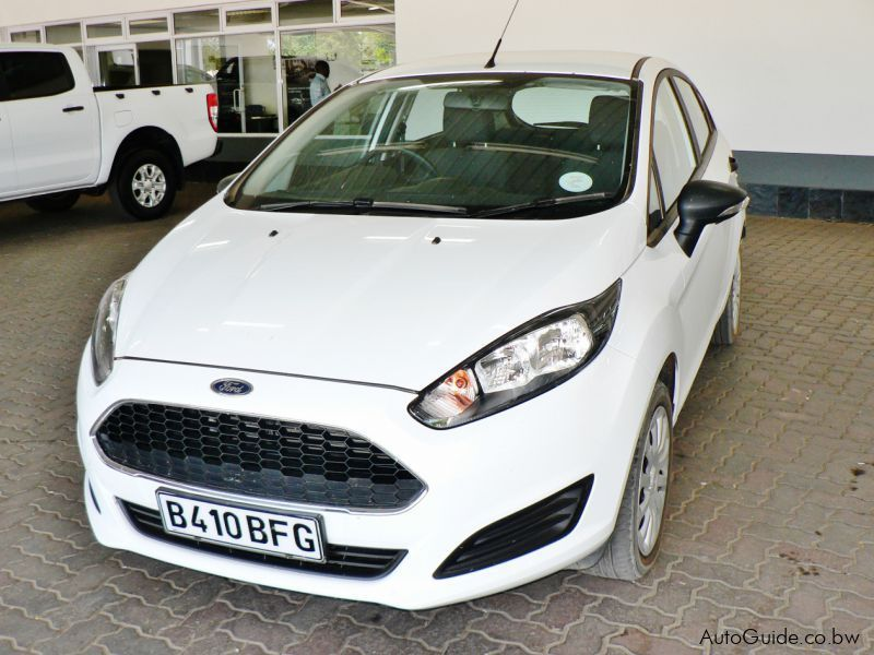 Pre-owned Ford Fiesta Ambiente for sale in